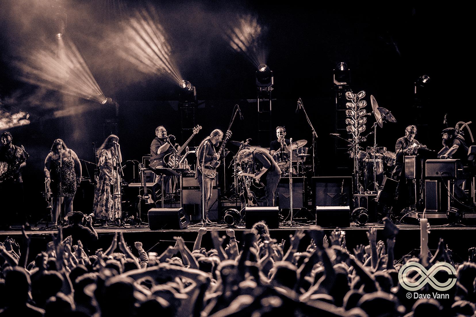Trey Anastasio At LOCKN' 2019: 3 Bands, 4 Sets, Endless Memories [Photos]