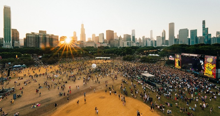 Perry Farrell Reveals Plans To Bring Lollapalooza To U.K.