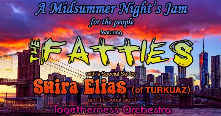 A Midsummer Night's Jam To Bring Members Of Turkuaz, Too Many Zooz, & More To Brooklyn Bowl