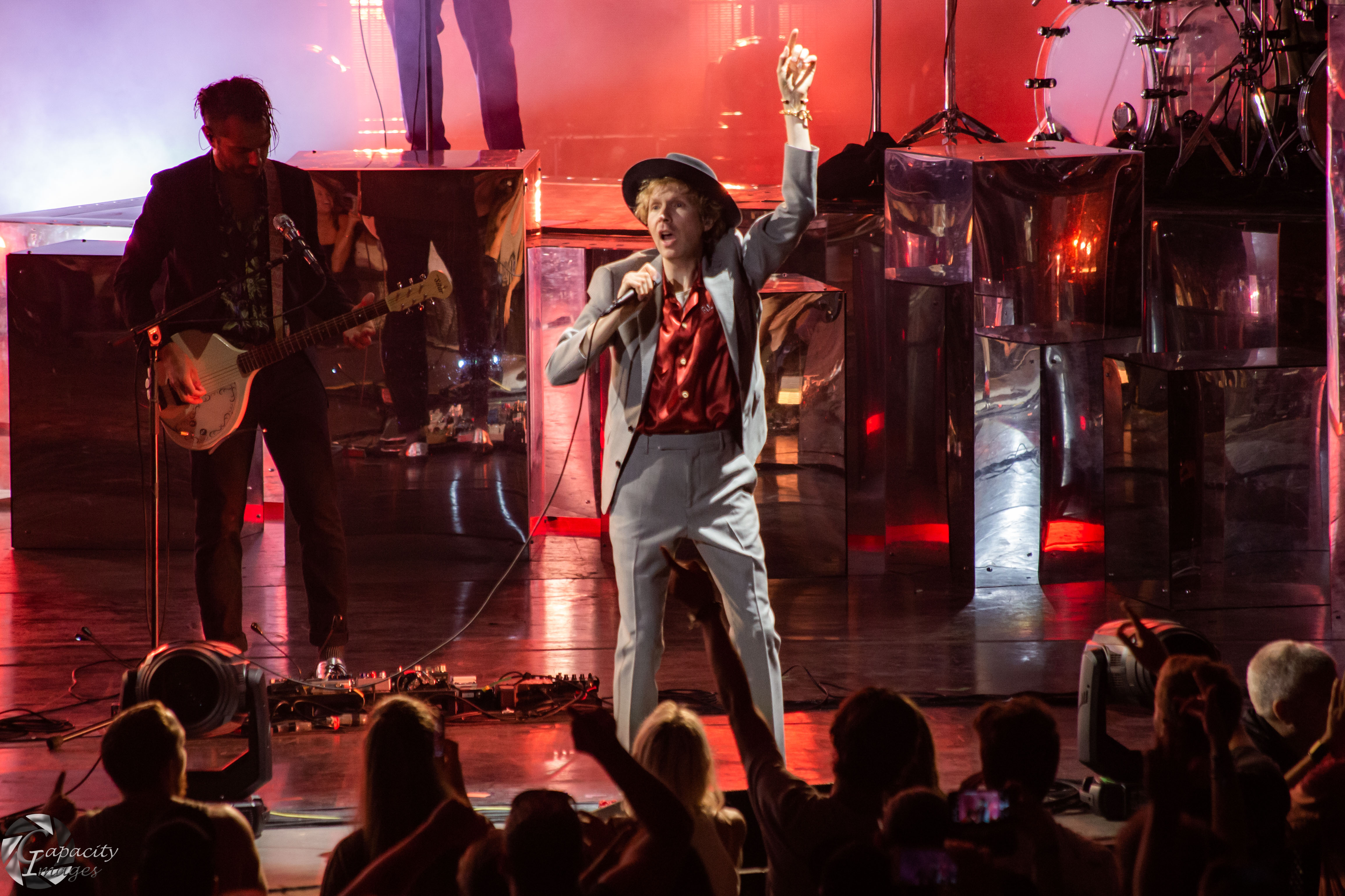 PHOTOS: Beck, Cage The Elephant Bring Co-Headlining Tour To