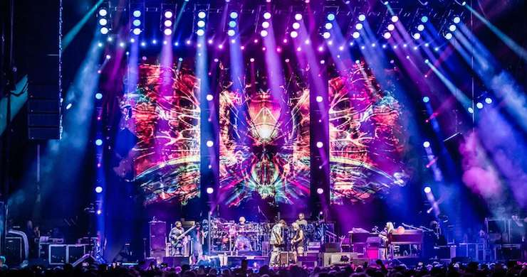 Dead & Company Releases 2018 Dodger Stadium Show To Streaming Platforms [Listen]