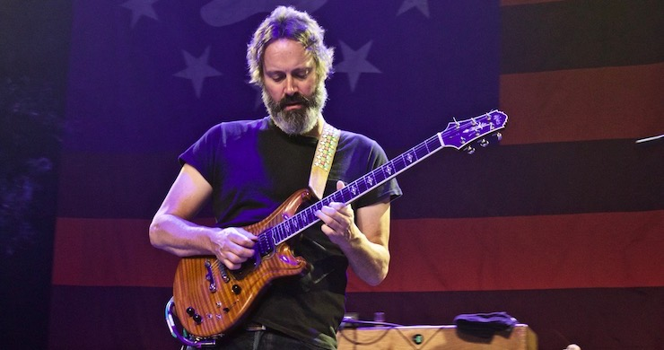 Neal Casal, Guitarist For Chris Robinson Brotherhood & Circles Around The Sun, Dead At Age 50