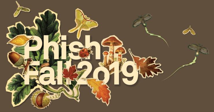 phish tour, phish tickets, phish ticket request, Phish, Phish fall tour, phish fall tour 2019