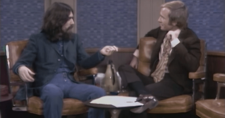 George Harrison Talks LSD, Heroin Addiction In Restored Dick