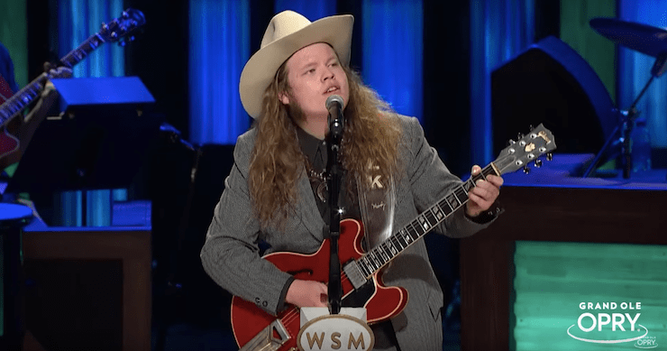 "Watch Marcus King Perform ""Goodbye Carolina"" At The Grand Ole Opry [Pro-Shot]"