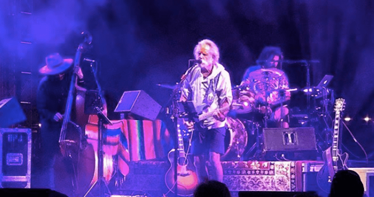 Bob Weir And Wolf Bros Deliver Covers-Filled Performance At Napa's Oxbow RiverStage [Videos]