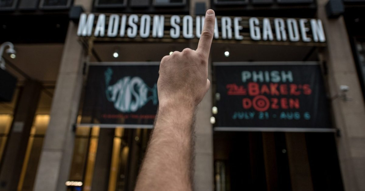 Promoter Ron Delsener Reveals Upcoming Shows: Phish At MSG, Widespread Panic At The Beacon, More [Listen]