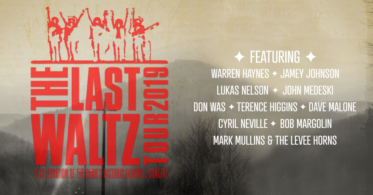 The Band's Robbie Robertson To Lead 'The Last Waltz Tour 2019' With Warren Haynes, Don Was, Lukas Nelson, More