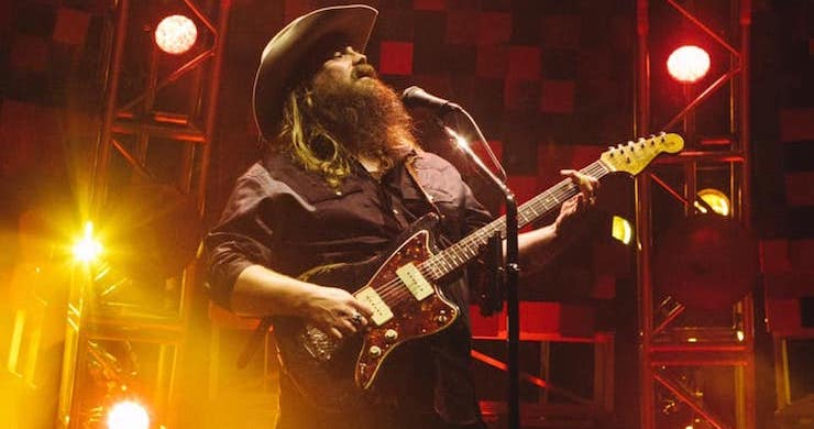 Chris Stapleton Announces Kentucky Benefit Concert With Willie Nelson, Sheryl Crow