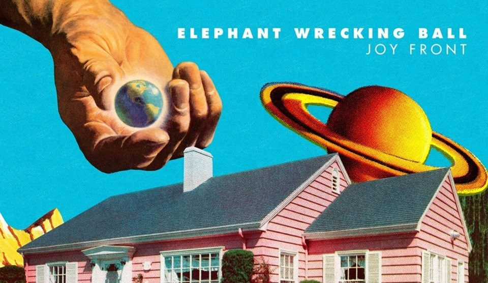 Elephant Wrecking Ball Embarks On Nationwide Tour