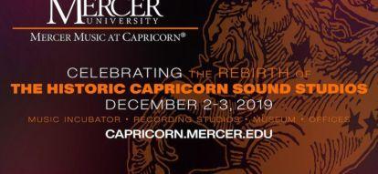 Mercer Music at Capricorn