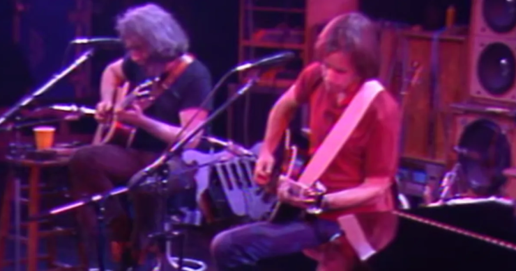 grateful dead heaven help the fool, grateful dead all the years live, grateful dead video, grateful dead radio city, grateful dead radio city music hall, grateful dead 1980, grateful dead
