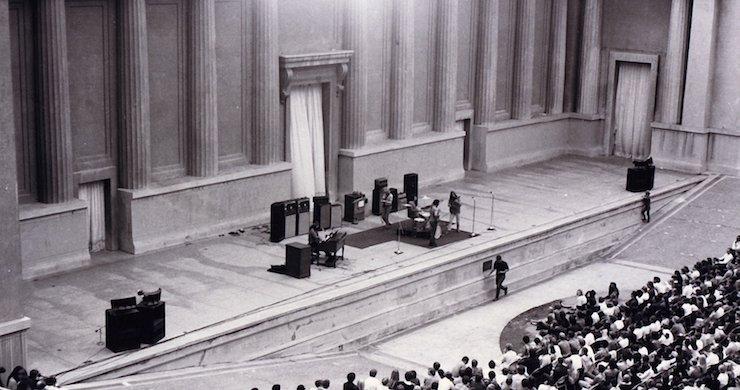 Grateful Dead Make Greek Theatre Berkeley Debut, On This Day In 1967