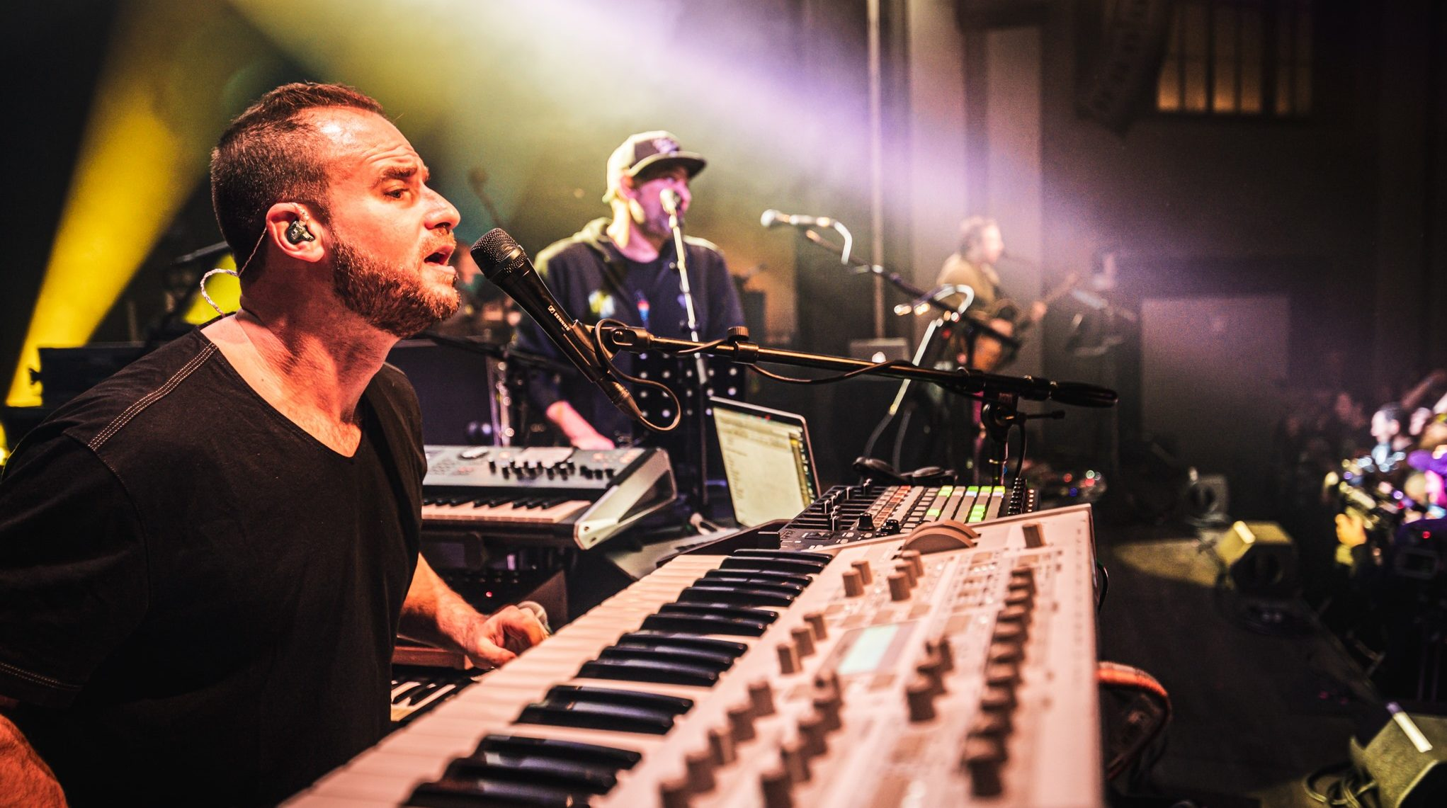 Disco Biscuits Debut More New Material On Final Night At Roxian Theatre [Full Video/Photos]