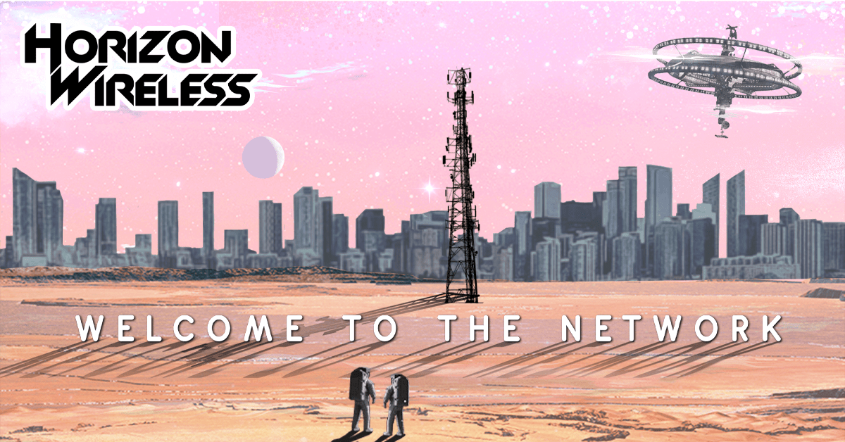 Horizon Wireless Has Finally Arrived: 'Welcome To The Network' [Album Review/Stream]