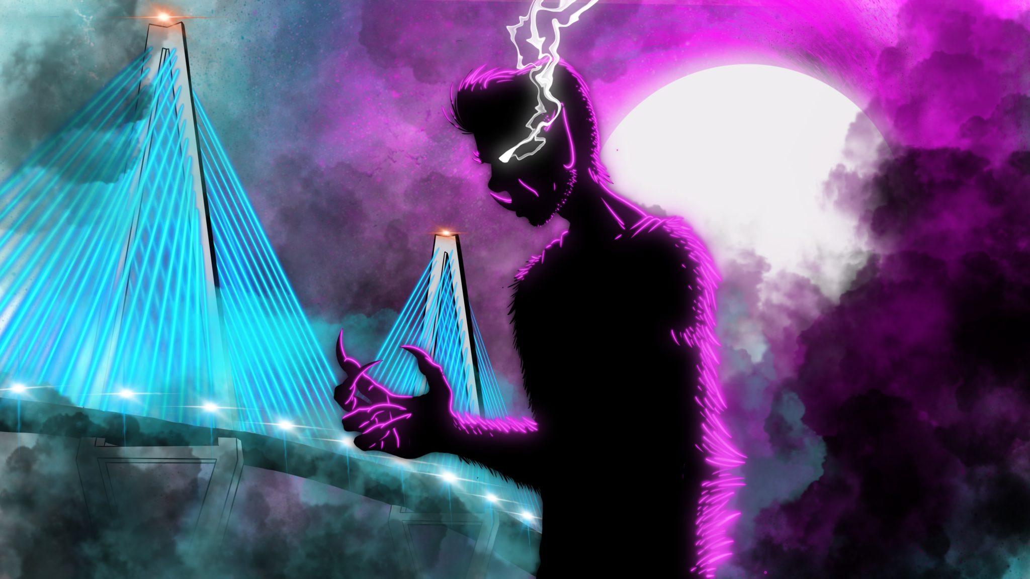 "Doom Flamingo Releases New Studio Cover Of Chris Isaak's ""Wicked Game"" [Listen]"