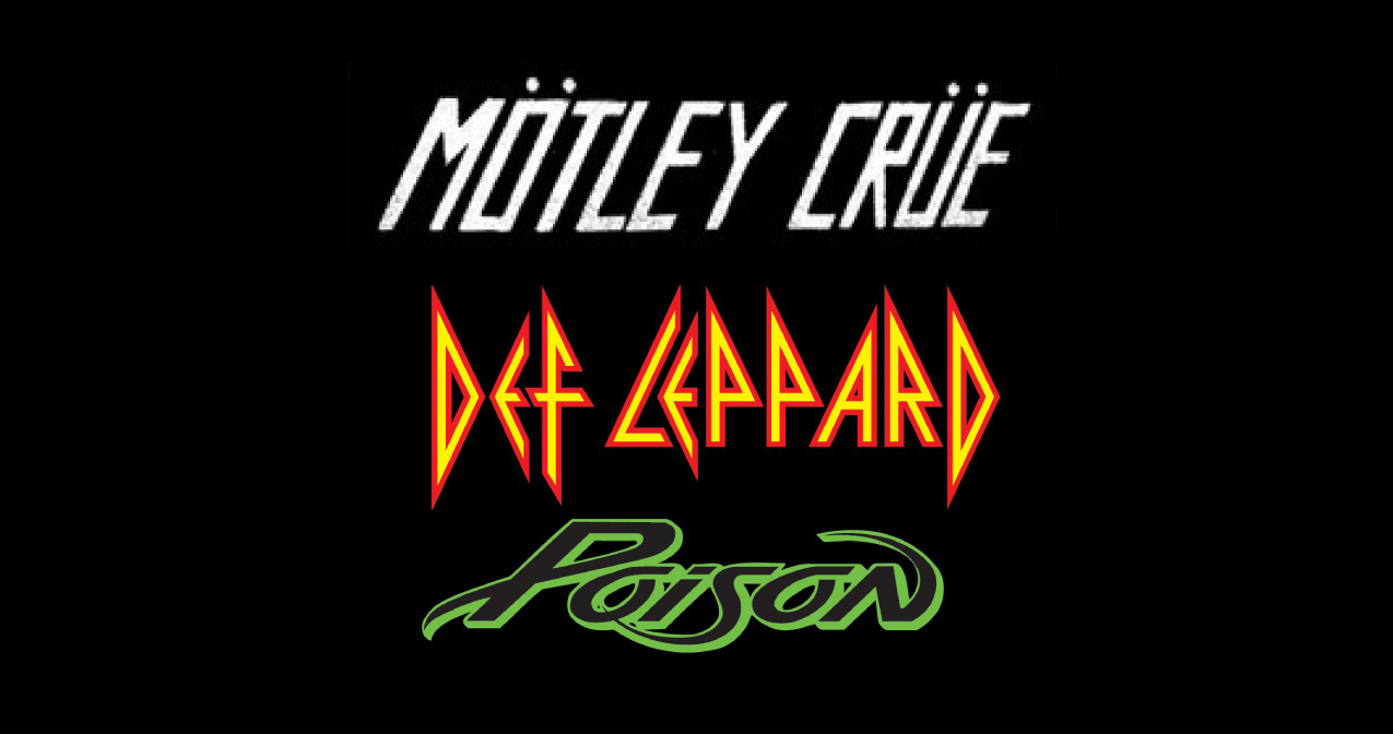 Mötley Crüe to reunite for stadium tour with Def Leppard, Poison