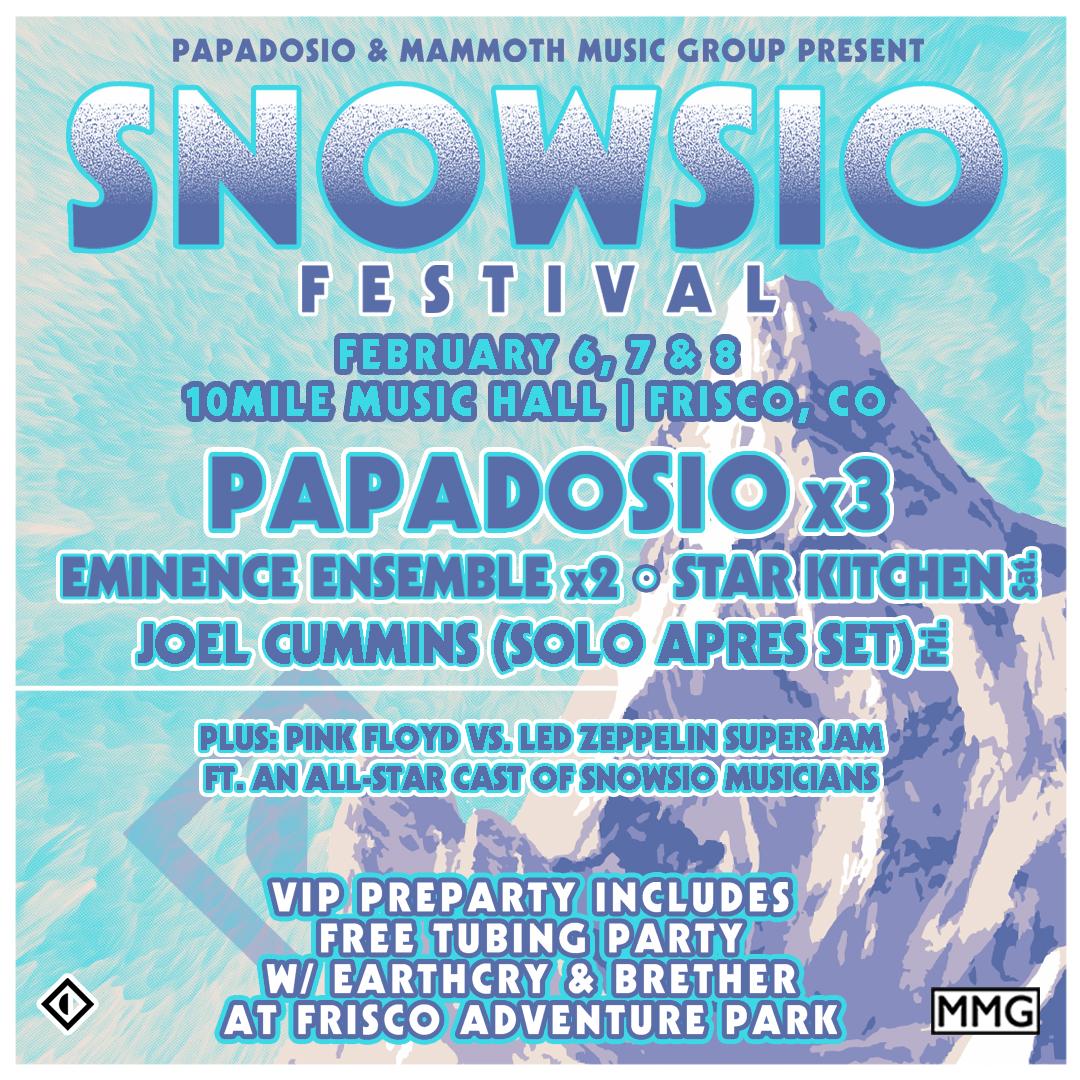 Snowsio Festival 2020