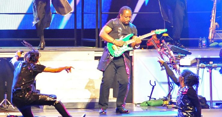 Earth Wind and Fire, Las Vegas, residency, Pearl Concert Theater