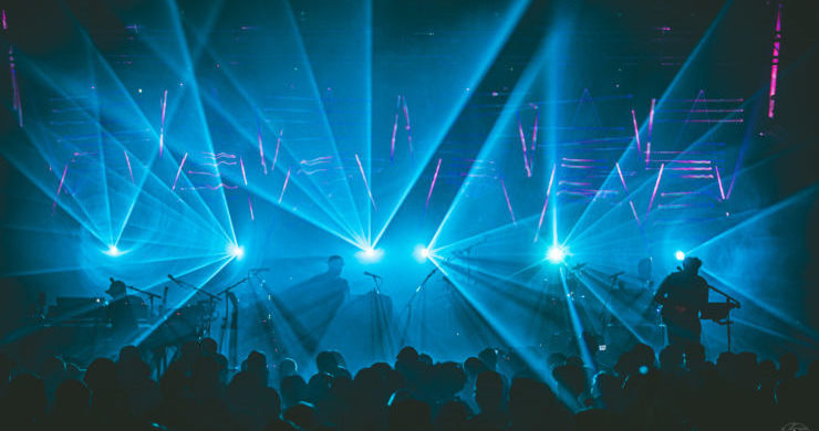 The Disco Biscuits, Mission Ballroom, Denver, Colorado, Tractorbeam, Orchard Lounge, jam, electronic, jamtronica, set break is over