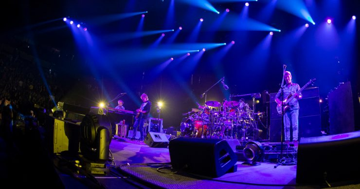 Phish, Phish petersen events center, phish pittsburgh, phish tour, phish fall tour, phish pittsburgh review, phish pittsburgh recap