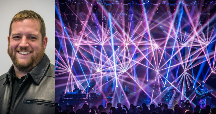 Andrew Cass, Andrew Cass String Cheese incident, string cheese incident lighting designer, andrew cass lighting designer, andrew cass interview, Andrew Cass The Disco Biscuits, Andrew Cass Disco Biscuits
