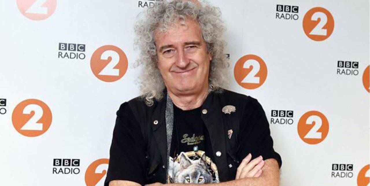 Brian May Releases An Official BMG Sports Bra