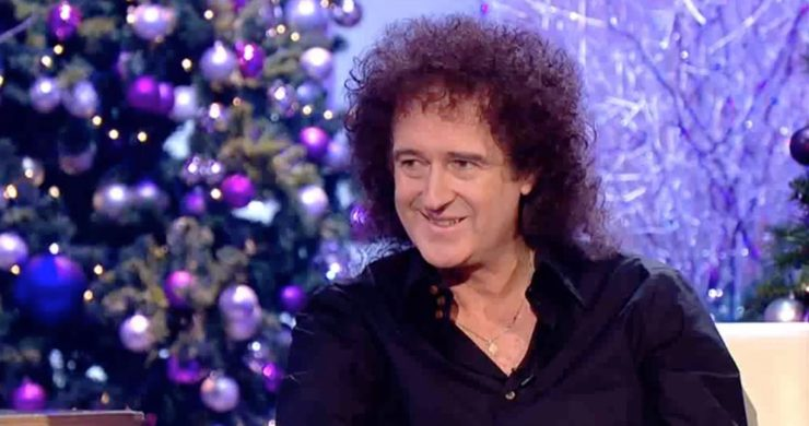 Brian May Depression, Brian May, Brian May Queen, Brian May Holiday Depression, Brian May Instagram