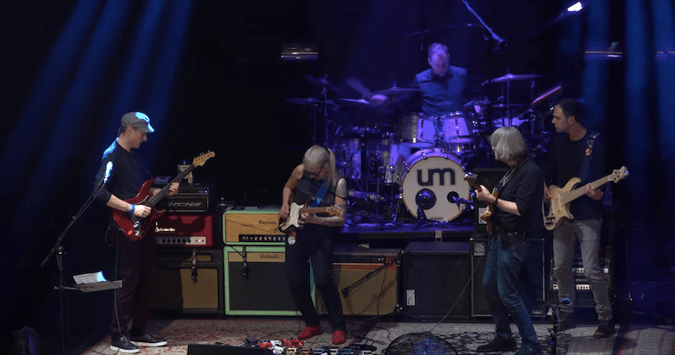 Umphrey's McGee Continues Rush Tributes, Welcomes Mike And Leni Stern At Beacon Theatre Night Two [Videos]