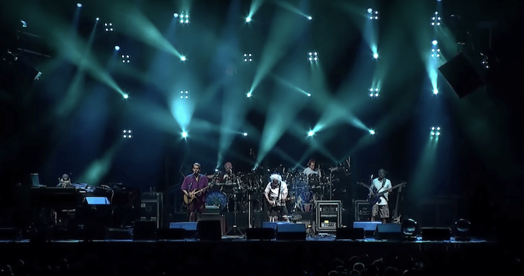 Dead & Company Channels Primal Dead Classics For Playing In The Sand Night Two [Videos]