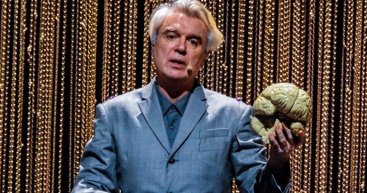 David Byrne Shares Orchestral Jazz Playlist To Start New Year