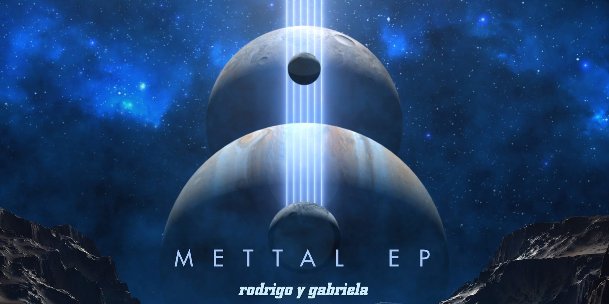 Rodrigo y Gabriela Release 'Mettal EP', Pay Homage To Metal Legends [Listen]
