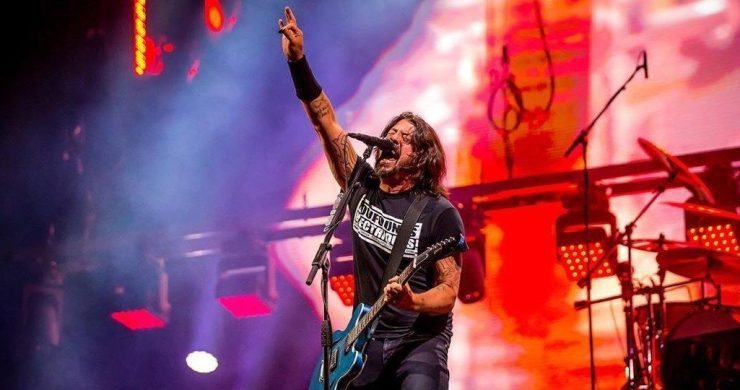Foo Fighters, 2020, van tour, 25th anniversary, announcement