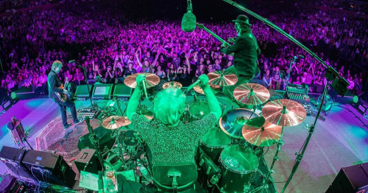 oysterhead colorado, oysterhead reunion, trey anastasio, les claypool, stewart copeland, the police, phish, Oysterhead, 1stbank center, reunion, live, cover, debut, 2020, oysterhead reunion