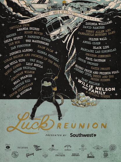 luck reunion, luck reunion lineup, luck reunion austin, luck reunion festival, luck reunion tickets, luck reunion 2020