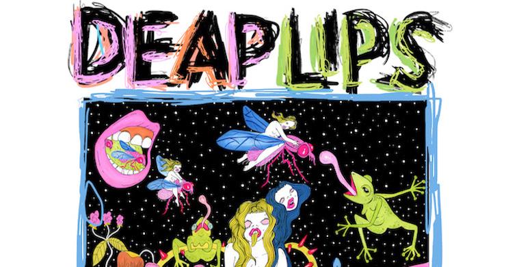 deap lips, deap lips flaming lips, the flaming lips deap vally, deap vally the flaming lips, deap lips spotify