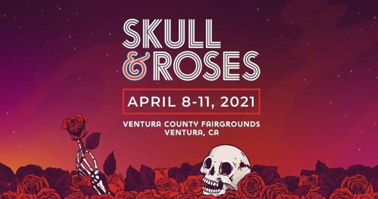 skull & roses reschedule