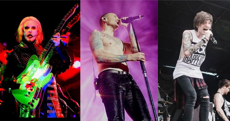 Musicians Who Got To Play In Their Favorite Band Pt 2