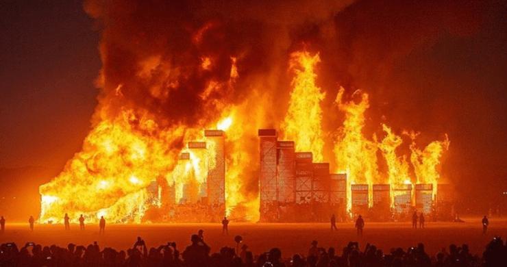 burning man, burning man 2020, burning man canceled, burning man black rock city, burning man virtual black rock city, burning man multiverse, virtual black rock city