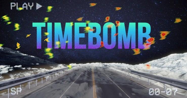 BIG Something Timebomb, big something music video, Big something escape, big something album, big something new single