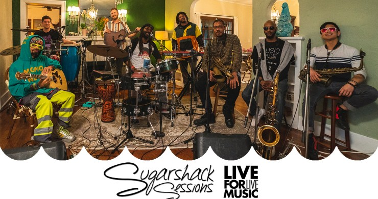 ghost-note, ghost-note sugarshack, sugarshack sessions ghost-note