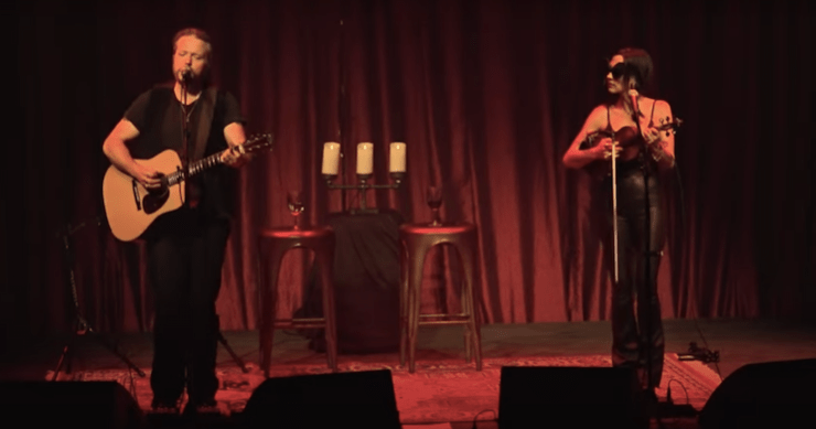 jason isbell amanda shires, jason isbell amanda shires marriage, jason isbell brooklyn bowl, brooklyn bowl nashville, jason isbell livestream