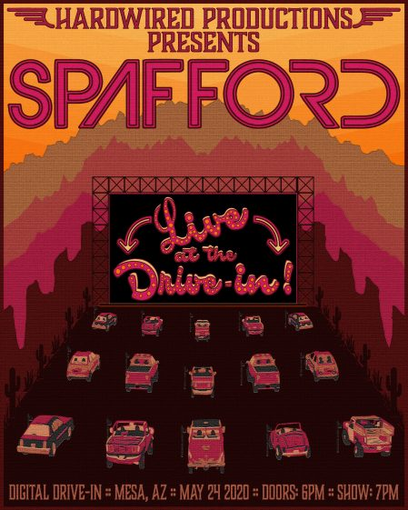 Spafford drive-in