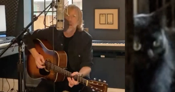 trey anastasio, trey anastasio cat, trey anastasio quarantine, trey anastasio see the world, if i could see the world, if i could see the world trey anastasio, trey anastasio quarantine songs
