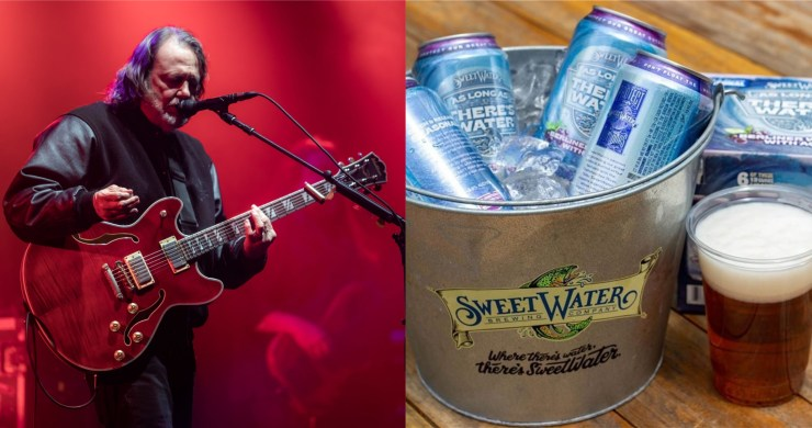 Widespread Panic SweetWater brewing, sweetwater brewing company, as long as theres water, berliner weisse, widespread panic beer,
