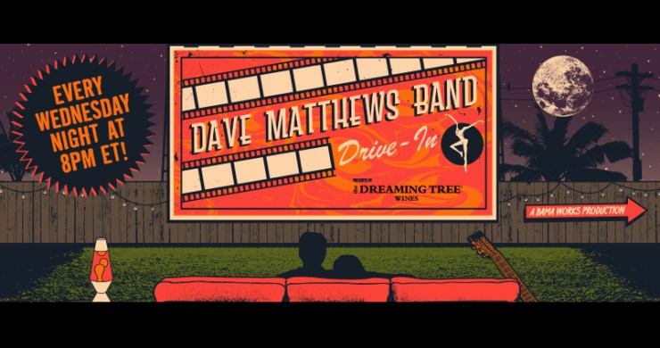 Dave Matthews Band Announces Weekly Archival Concert Webcast ...