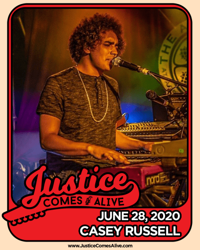 casey russell justice comes alive
