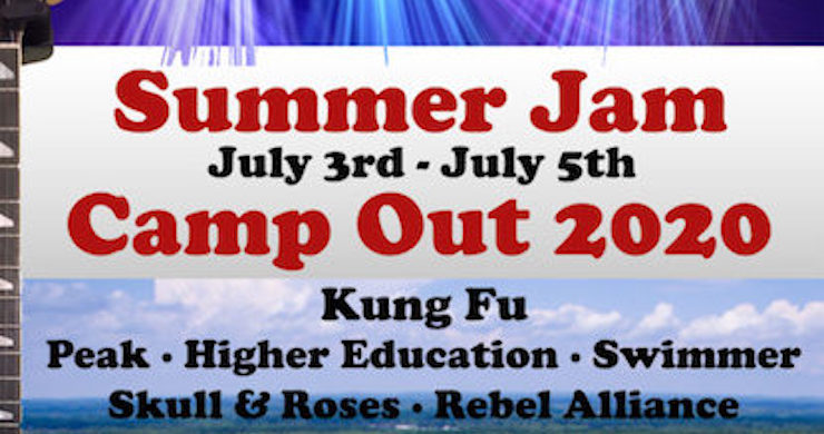 summer jam camp out festival, summer jam camp out festival maine, summer jam camp out festival tickets