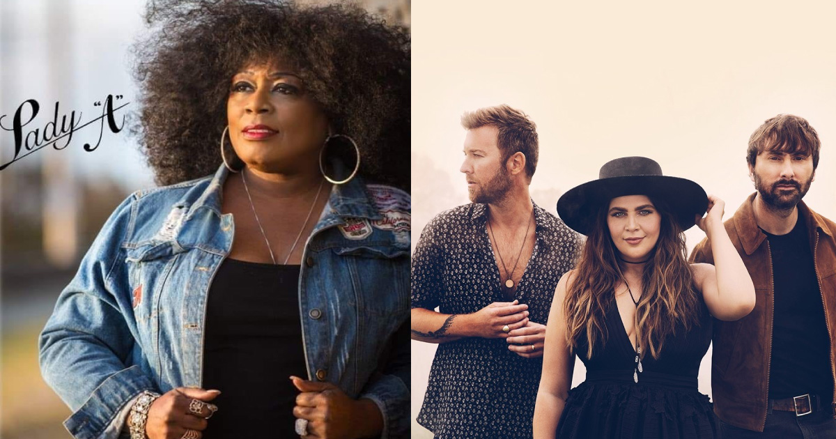 Lady Antebellum New Name Lady A Already A Performer