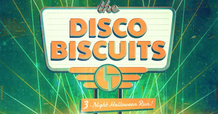 Disco Biscuits Halloween 2020 The Disco Biscuits Announce Three Night Halloween Drive In Run